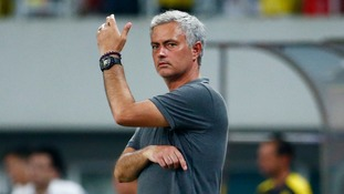 Jose Mourinho concerned about player safety as Man United tour of China reaches chaotic end