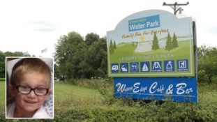 Tributes paid to five-year-old who died after water park incident