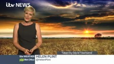 Wales Weather: Rain easing tonight