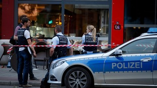 Syrian refugee kills woman in machete attack in Germany
