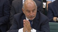 Sir Philip Green branded 'unacceptable face of capitalism'