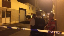 Police called to Lewis St in St Helier