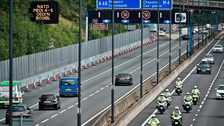 'Tougher enforcement' for M4's speeding drivers