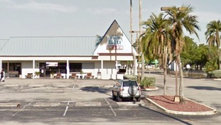 Club Blu where the shooting happened.