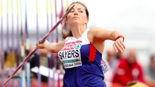 Newmarket javelin thrower Goldie Sayers criticises IOC for the decision not to put a blanket ban on the Russian athletes in the upcoming Rio Olympics