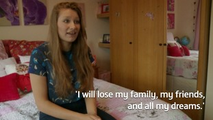 Ukraine teenager battles to stay in Cornwall with family who rescued her