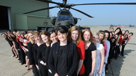 The Wattisham choir
