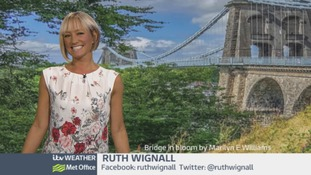 Wales Weather: Back to business as usual!
