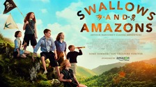 Swallows & Amazons: From Keswick to the big screen