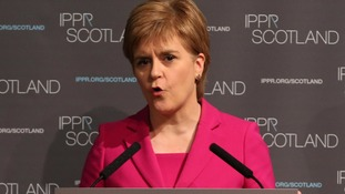 Sturgeon: Scotland must keep 'all options open' over future in Europe