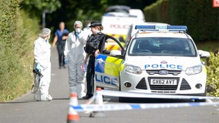 Two arrested after man is shot at party held in a quiet Surrey village