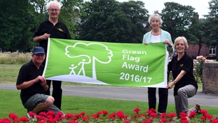Two South Tyneside parks awarded Green Flag status