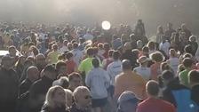 Oxford Half Marathon 2012