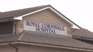 The Royal Cornwall Hospital remains on Black Alert.
