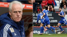 Mick McCarthy wasn't impressed by his team's performance.