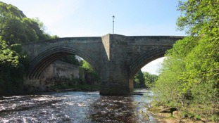 Repairs to Barnard Castle bridge means day of diversions