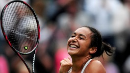 Heather Watson.