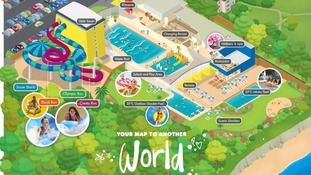 UK's biggest waterpark all set to open in Scarborough this week