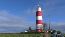 Happisburgh Lighthouse dates back to 1791.