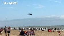 Teenager drowns at Camber Sands