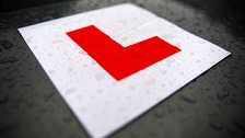 A learner driver that was caught speeding in excess of 130mph on the M25 at Epping has been disqualified