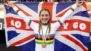Ready for Rio: Laura Trott on her medal hopes and wish to inspire a new generation of female athletes
