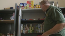 Welsh parents skipping meals to afford food for children