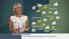 Wales Weather: Showers easing overnight, but not for long
