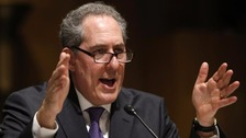 Michael Froman met with Liam Fox on Monday