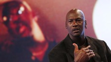 Michael Jordan has pledged a million dollars to police-community relations
