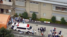 Mass stabbing in Japan leaves at least 19 dead