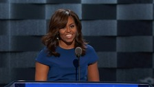Michelle Obama endorses Hillary Clinton for US president