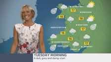 Wales Weather: Sunshine and showers!