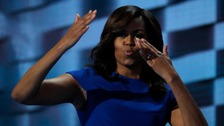 Robert Moore: Michelle Obama was the star of the DNC's opening night