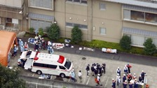 Stabbing attack at disabled centre in Japan leaves 19 dead