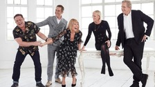 Exclusive: Cold Feet stars get together before new series starts in autumn