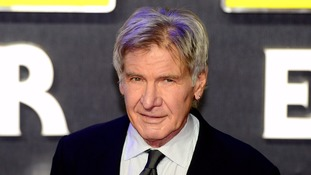 Star Wars production company guilty over Harrison Ford crush