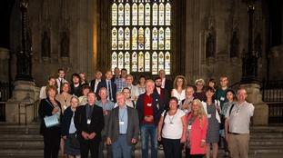 Delegation group