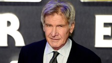 Harrison Ford was crushed by a door during the filming of the latest Star Wars movie