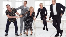 The Cold Feet cast pictured together again.