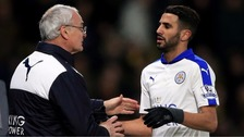 Riyad Mahrez advised to avoid joining the Gunners