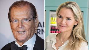 'We are heartbroken' - Roger Moore tells of step-daughter's death from cancer