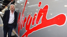 Sir Richard Branson's Virgin Train's Virgin has accepted a temporary fix to continue running the West Coast Line for another few months.