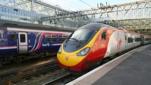 Virgin Trains and First Group Trains