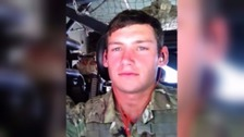 Funeral of D&G soldier takes place Thursday