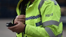 The man was attacked with an axe in Heaton Chapel