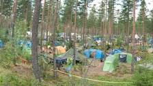 Roihu 2016, the International Finnish Jamboree.