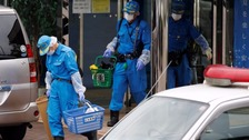 Japan stabbing suspect 'wanted to wipe out disabled people'