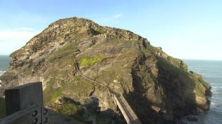 Tintagel Castle: archaeologists begin vital dig to find out about historic site's past