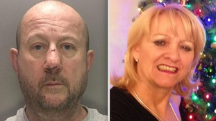 Paul Abbott confronted his wife on the 11th of December last year at their family home.